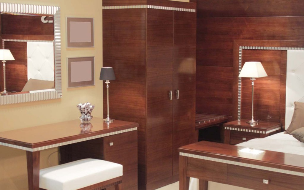 veneer is one of the best finishing materials for your wardrobe