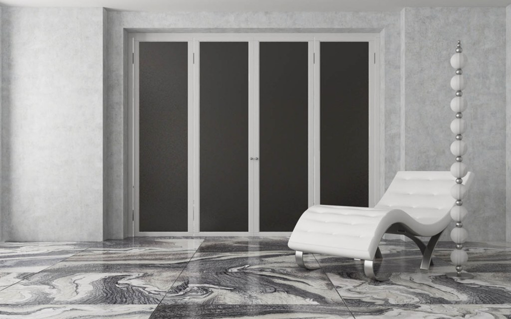 Marble flooring is available in variety of sizes