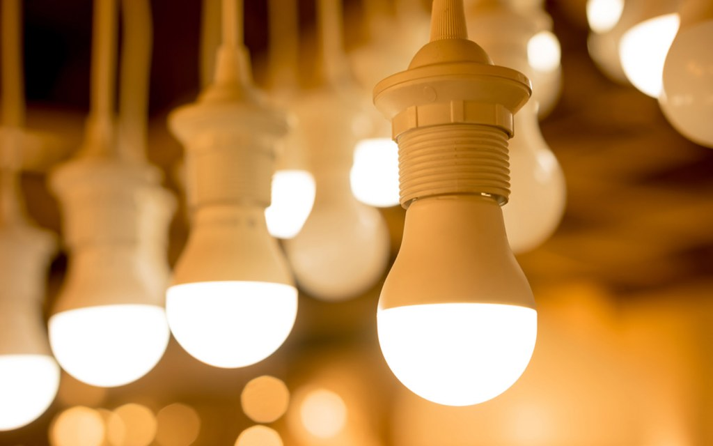 buying LED bulbs for home
