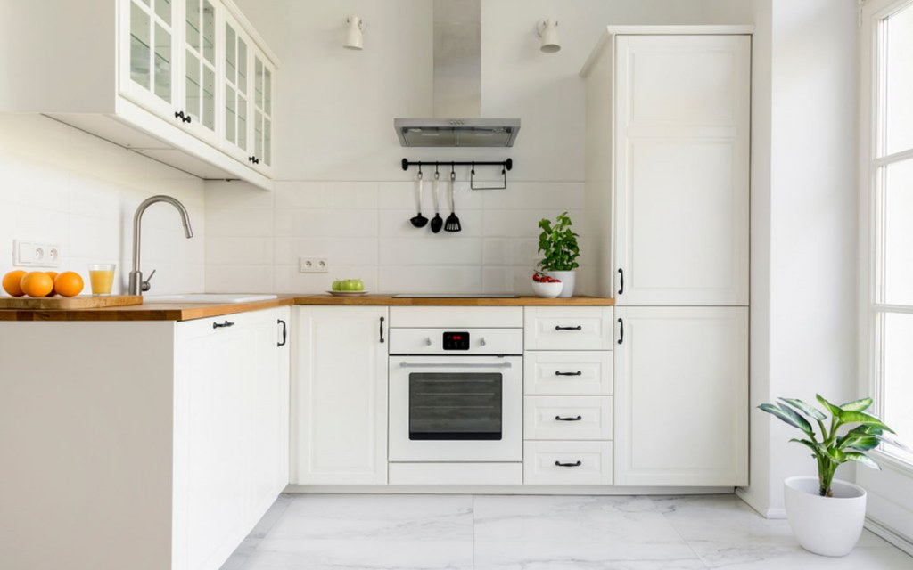 The L-Shaped Design Used in Kitchens