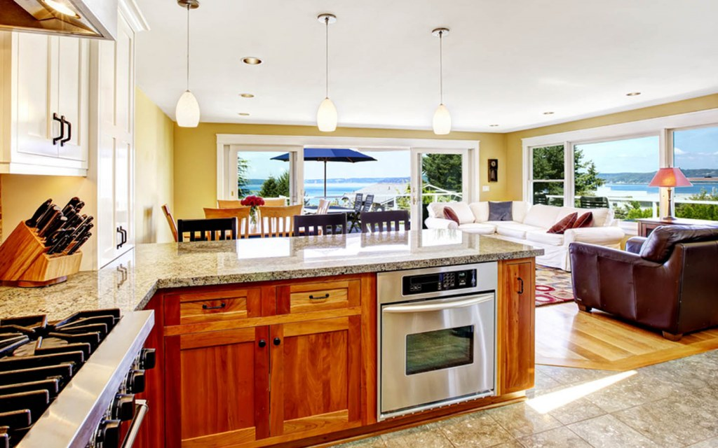 kitchen island ideas for your living space